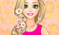 Rapunzel Barbie Doll